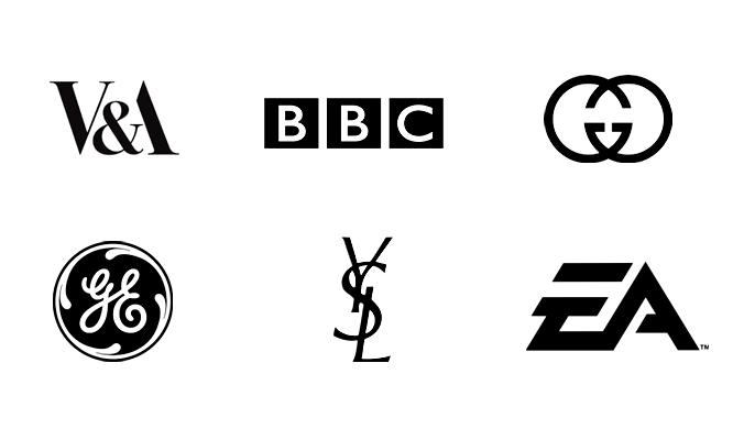projektowanie logo monograms