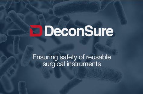Projektowanie logo Decon
