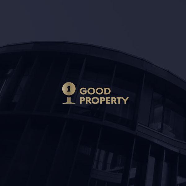 projekt logo branding agencja nieruchomosci