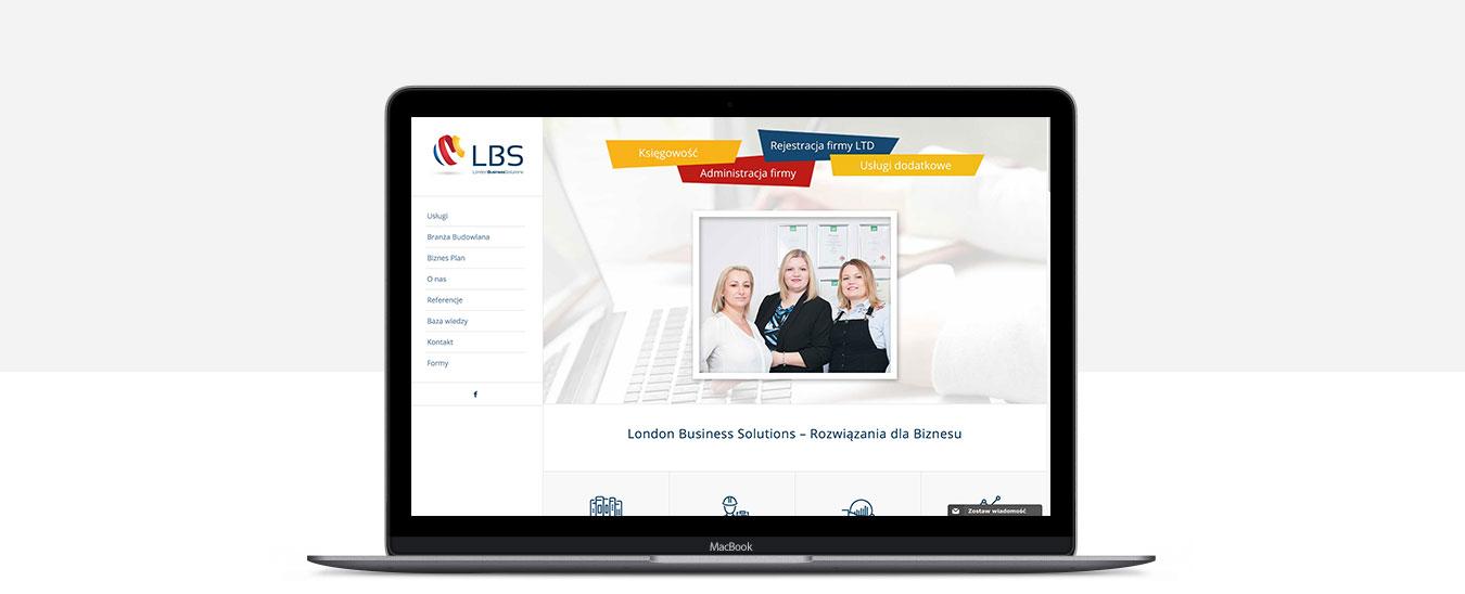 strona www dla biura ksiegowego